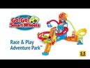 VTech® Go! Go! Smart Wheels Race Play Adventure Park™
