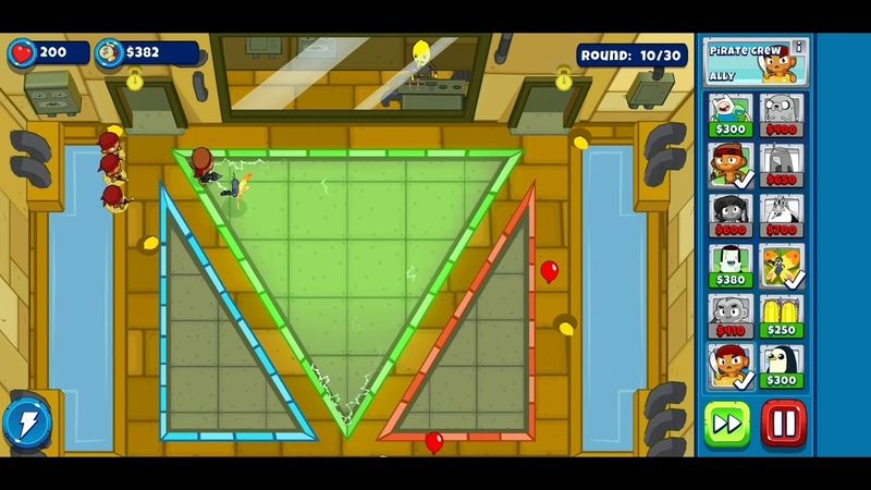 Bloons Adventure Time TD Iphone/Ipad/Android Gameplay 1080p 29