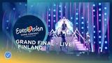 Saara Aalto - Monsters - Finland - LIVE - Grand Final - Eurovision 2018