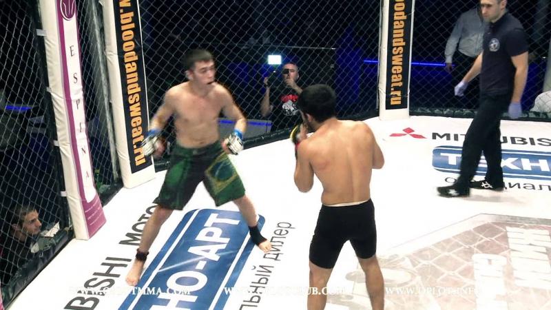 11.10.13 - 5 бой - Руслан Абильтаров VS Владислав Юрченк, HD video, MMA,amateurs