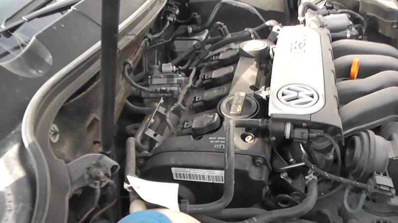 VW Пассат после Тотека - отзыв