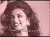 Sushmita Sen returns to India on winning Miss Universe title