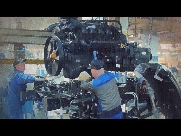 Автопром СССР: Несостоявшийся рывок 1990-х. Часть I. Моторы идут прахом