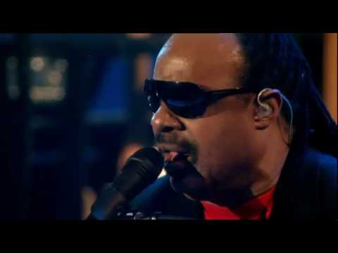 Stevie Wonder - I wish Isn't She Lovely 2008