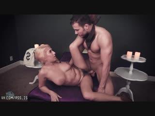 RED DEAD ERECTION: RDR2 PORN PARODY (April O'neil) [2018, big tits, blonde, blowjob, hardcore, parody, cosplay, 1080p]