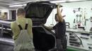 Ремонт Весты двумя споттерами Пилот. Body repair after an accident.