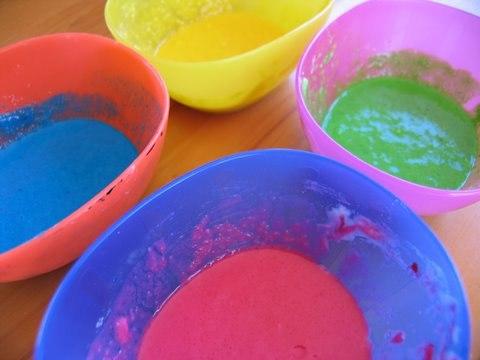 Как делать масляные краски в домашних условиях 38