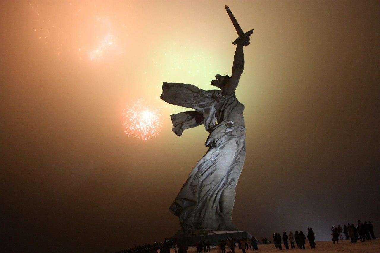презентация памятники сталинградской битвы