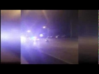 10 Police Car Chase -- Moped