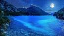 Música Relajante para Dormir con el Lago Patagónico Nahuel Huapi en la Noche de Luna