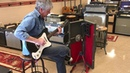 Silvertone Sears Danelectro 1451 demo by Kelvin Holly at Shoals Guitar Boutique