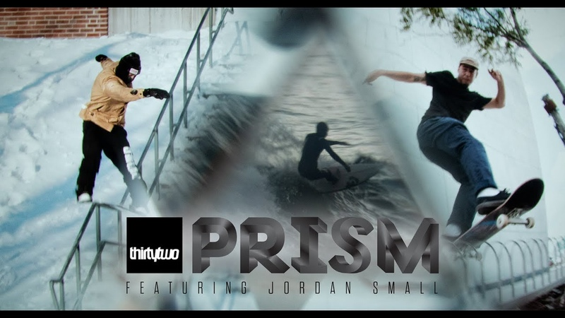 ThirtyTwo presents PRISM, a Jordan Small Adventure - FULL MOVIE