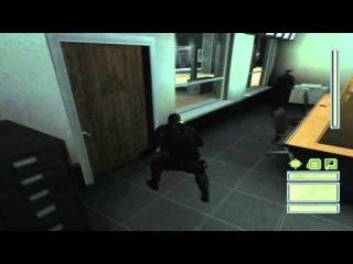 Splinter Cell. 5 серия - Штаб-квартира ЦРУ (часть 1). (Игра как сериал).
