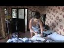 Дочка трахалась с парнем в маминой кроватки и всю помяла ее