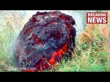 Hawaii Volcano Fissure 8 Reaches New Heights and Spawns Giant Lava Balls