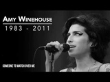Amy Winehouse - Someone To Watch Over Me (George Gershwin-Ira Gershwin Ella Fitzgerald Cov.)