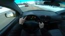 2008 KIA Picanto 1.0L (62HP) POV CITY DRIVING