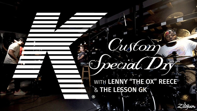 K Custom Special Dry Performance - Lenny The Ox Reece The Lesson GK