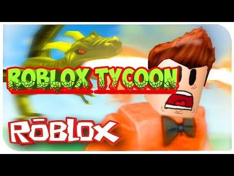 ROBLOX Elemental Dragons Tycoon [Boss Battles!] БАЗА ВСЕХ СТИХИЙ И ДРАКОНОВ! ROBLOX TYCOON