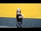 Kate Luzan - Dancer from Ukraine| Radiohead  - Weird fishes/Arpeggi