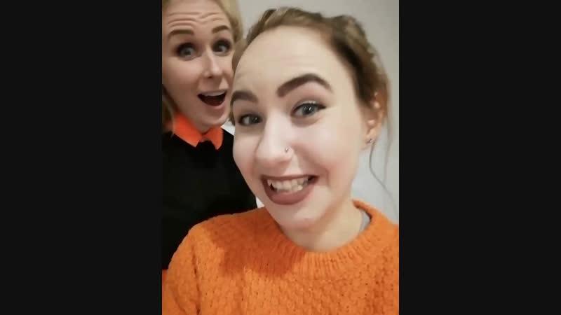 Live: Косбенд Оранжевые трусы/Cosband Orange pants