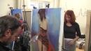 Научиться рисовать обнаженную девушку, Игорь Сахаров, живопись для начинающих, у 1