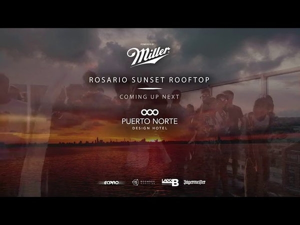 Nick Warren - Live Set @ Sunset Rooftop (Rosario, Argentina) [15.02.2019]
