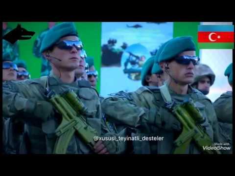 Azerbaycan Dövlet Serhed Xidmeti Təlim 98 il şanlı tarix