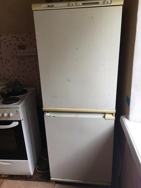 Обмен холодильник рабочий