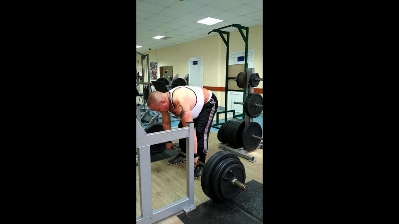 становая тяга 200 кг