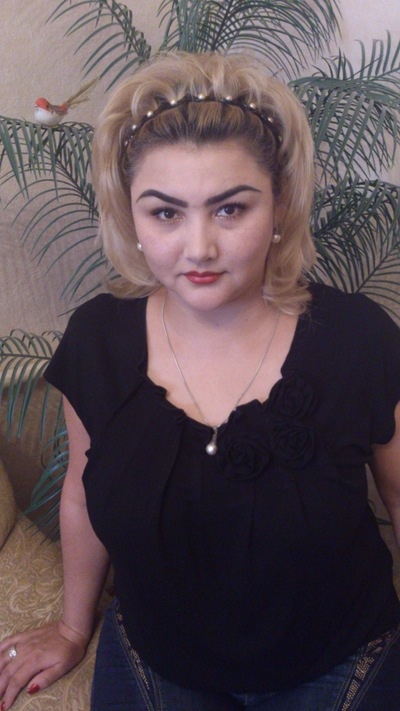 Feruza Palvanova, 1 мая 1990, Москва, id222709415