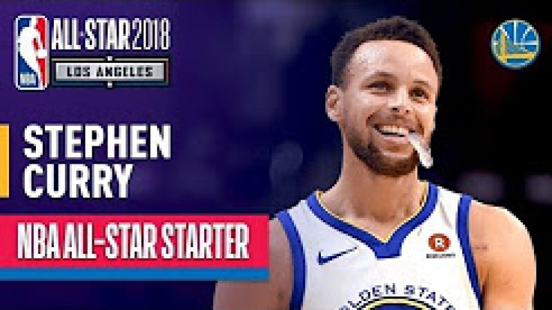 Stephen Curry 2018 All Star Captain Best Highlights 2017 2018