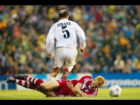 Real Madrid vs Bayern Munich 2-0 UCL 2001/2002