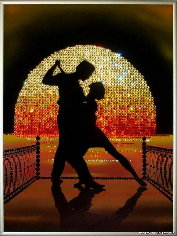 Танцующие открытки с фотографией, одноклассники годовщиной свадьбы