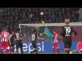 Лига чемпионов: «Атлетико» – «Байер»   НЛО TV