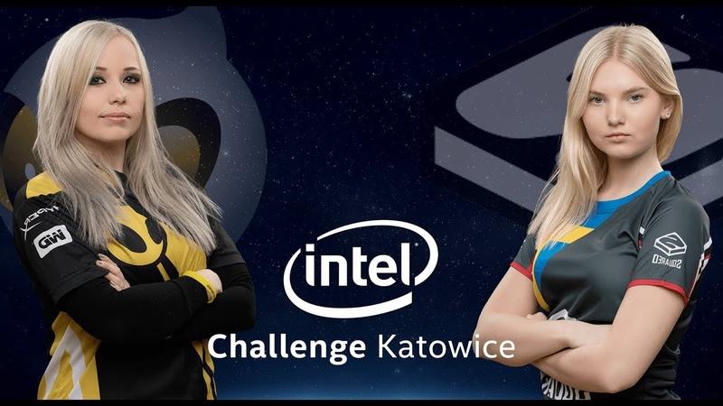 CSGO - Team Dignitas vs. Squared [Train] Map 2 - GRAND FINAL - Intel Challenge Katowice 2018