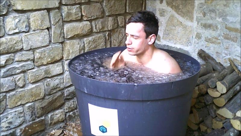 SPRING ICE BATH