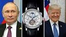 Watches Of World Leaders Prominent Figures | (Trump, Putin, Pope Francis, Dalai Lama More)