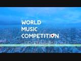 WORLD MUSIC COMPETITION. JAPAN. OSAKA. GRAND FINAL