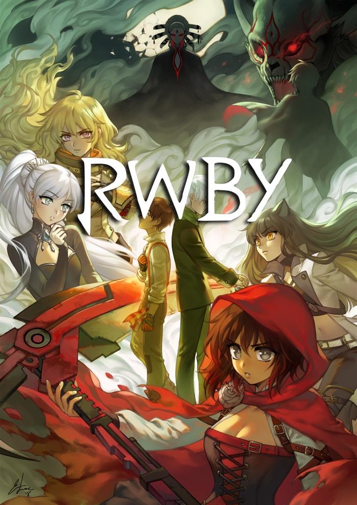 RWBY 6 сезон