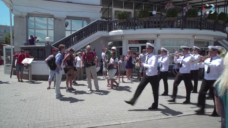 Кинокомпания «Русское» завершает съемки мини-сериала «Гражданская жена» в Севастополе