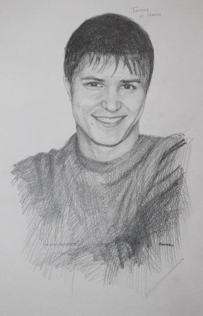 Тимур Борсяков, 17 августа , Омск, id118614603