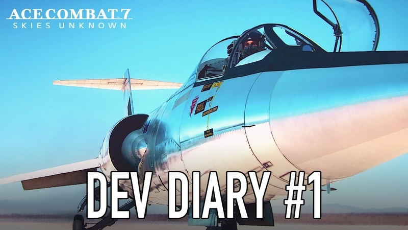 Ace Combat 7 Skies Unknown - PS4XB1PC - Dev Diary 1