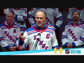#ICYMI - Rangers honor 1994 team Feb 8, 2019