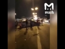 Авария на МКАД MASH