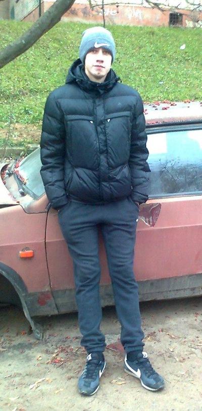 Андрей Галандос, 8 ноября , Смоленск, id83806835