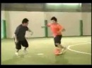 Futsal Dribbling Tutorial 1-10.CR7