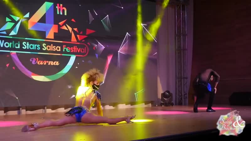 ⭐Abdel y Lety Bachata Show 2018 ⭐ 24 26 января 2020 в Екатеринбурге