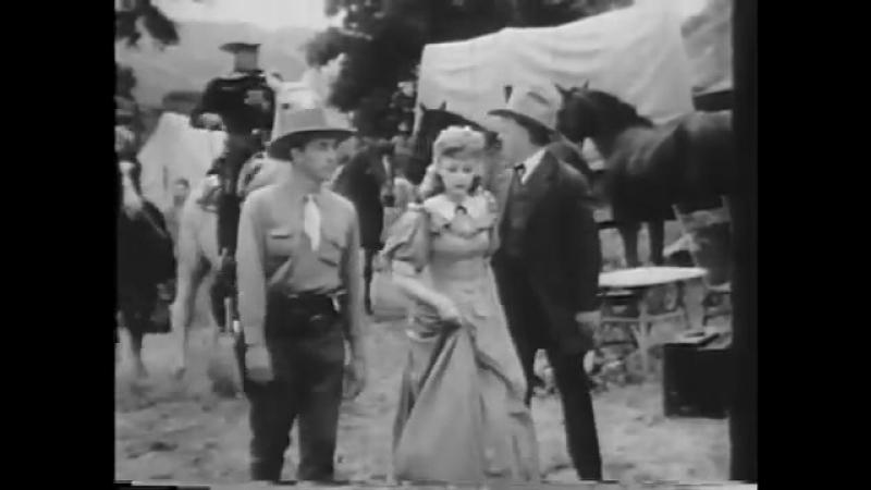 Blazing Frontier (1943)