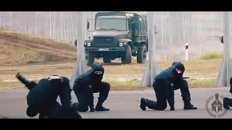 Spetsnaz Hand to Hand Combat Training